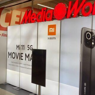 Allestimento negozio Genova  @mediaworldit  #customproject • pannelli in alluminio retroilluminati led con tela personalizzata intercambiabile  #print2promo #merchandising #partner #solutions #stand #promotional #services
