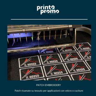 Patch artwork   #print2promo #embroidery #everythingisprintable