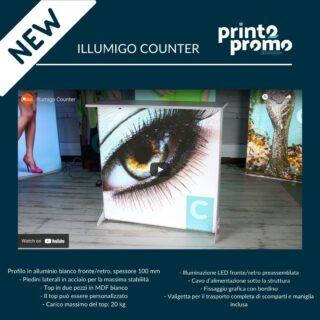 NEW - Illumigo counter  www.youtube.com/watch?v=PHp5OZMrLz0